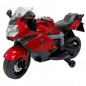 אופנוע 12V ממונע לילדים BMW KS1300 – אדום