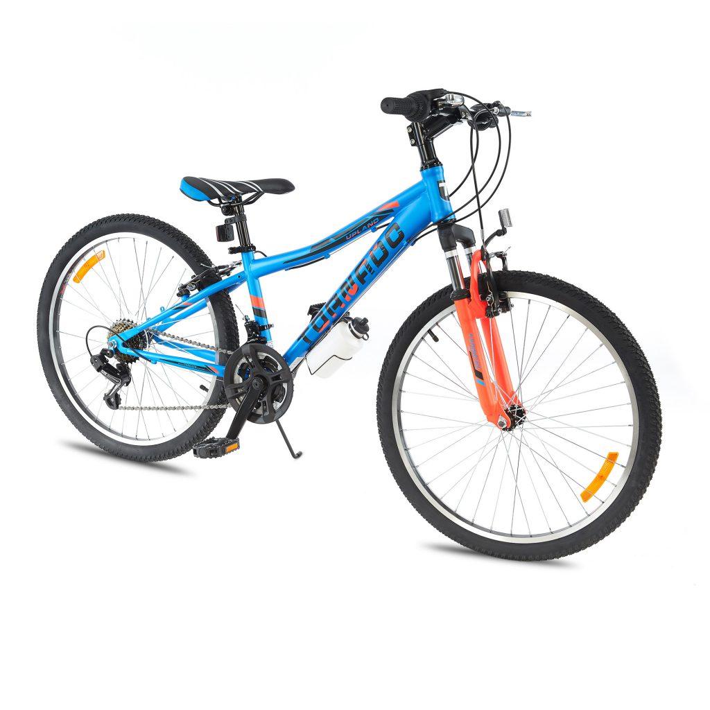 אופני הרים טורנדו M2 כחול – אופני הילוכים לילדים נוער ובוגרים