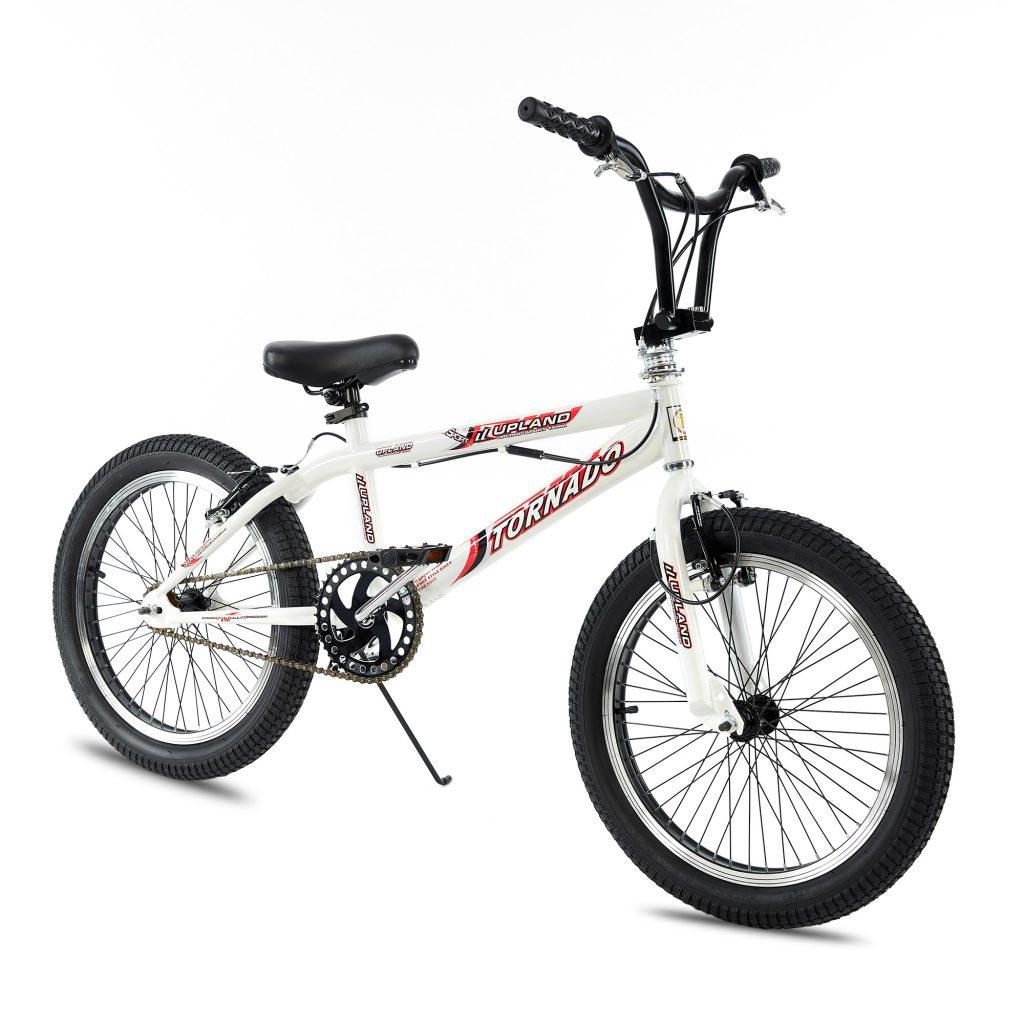 אופני פעלולים טורנדו – לבן