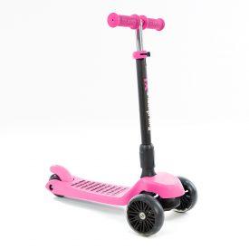 פאן וויל XL ורוד –  קורקינט 3 גלגלים לילדים