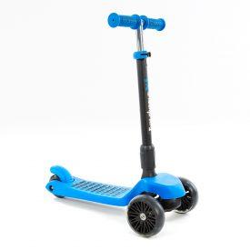 פאן וויל XL כחול –  קורקינט 3 גלגלים לילדים