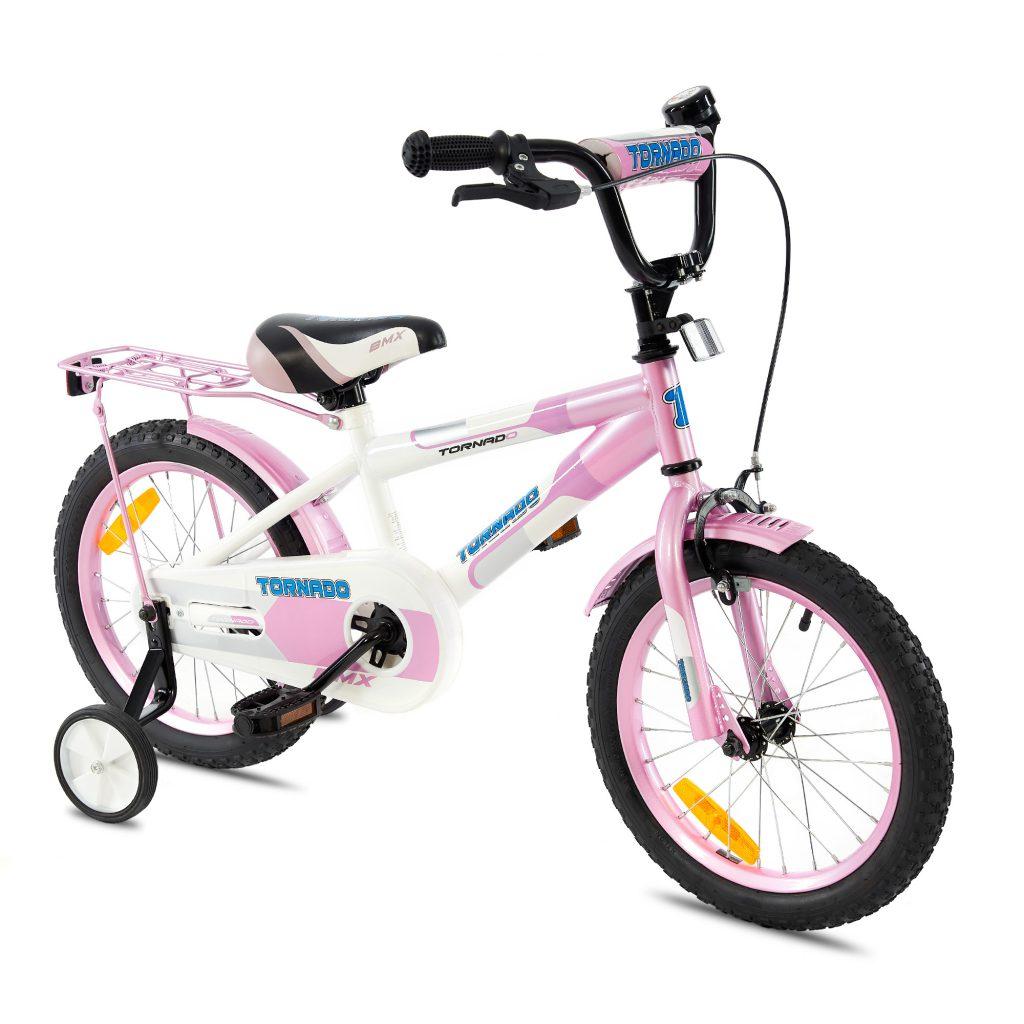 טורנדו – אופני ילדים BMX – ורוד
