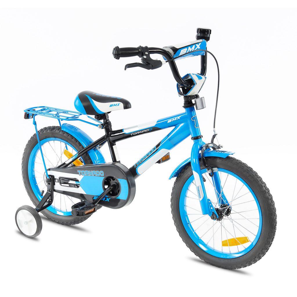 טורנדו – אופני ילדים BMX – כחול