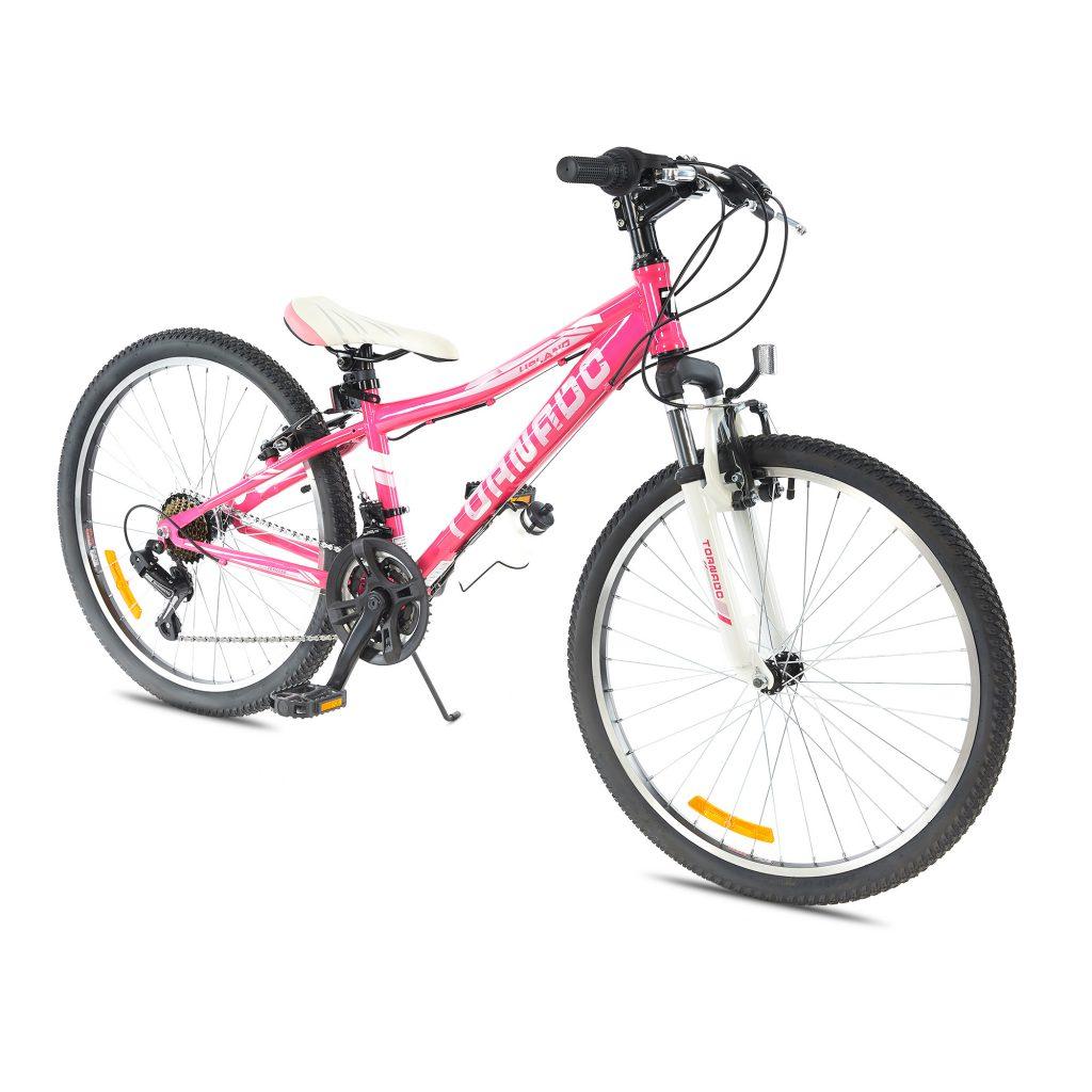 אופני הרים טורנדו M2 ורוד – אופני הילוכים לילדים נוער ובוגרים