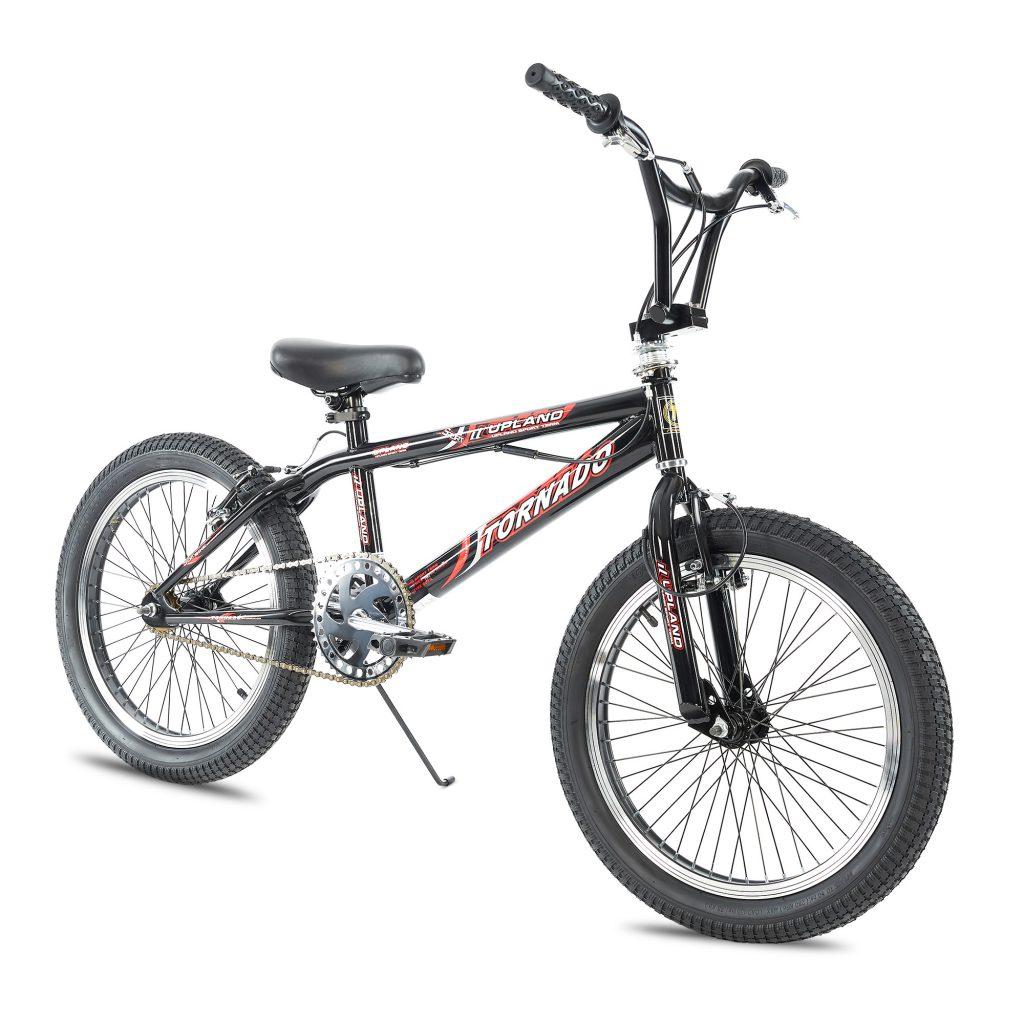 אופני פעלולים טורנדו – שחור