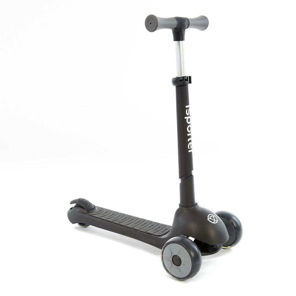 פאן וויל ספייס שחור –  קורקינט 3 גלגלים לילדים
