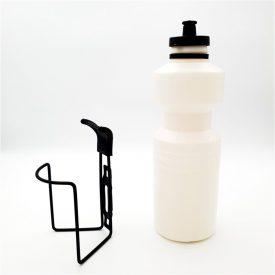 מתקן בקבוק + בקבוק לאופניים