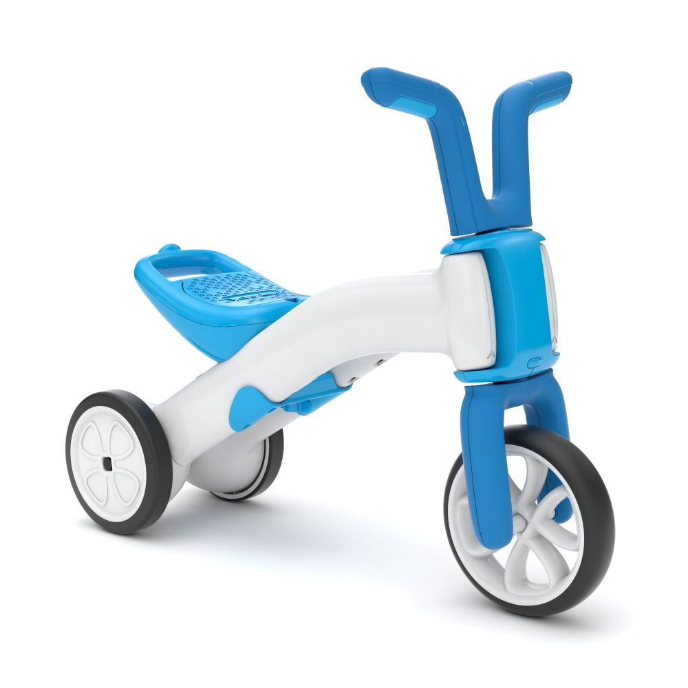 אופני איזון בונזי כחול Chillafish