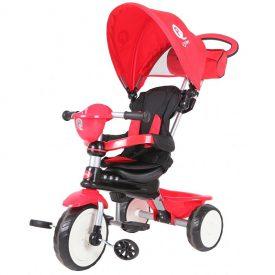 תלת אופן לתינוקות קיו פליי קומפורט אדום QPLAY COMFORT