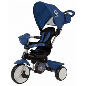 תלת אופן לתינוקות קיו פליי קומפורט כחול QPLAY COMFORT