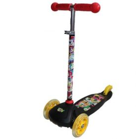 קורקינט מיקי מאוס 3 גלגלים לילדים