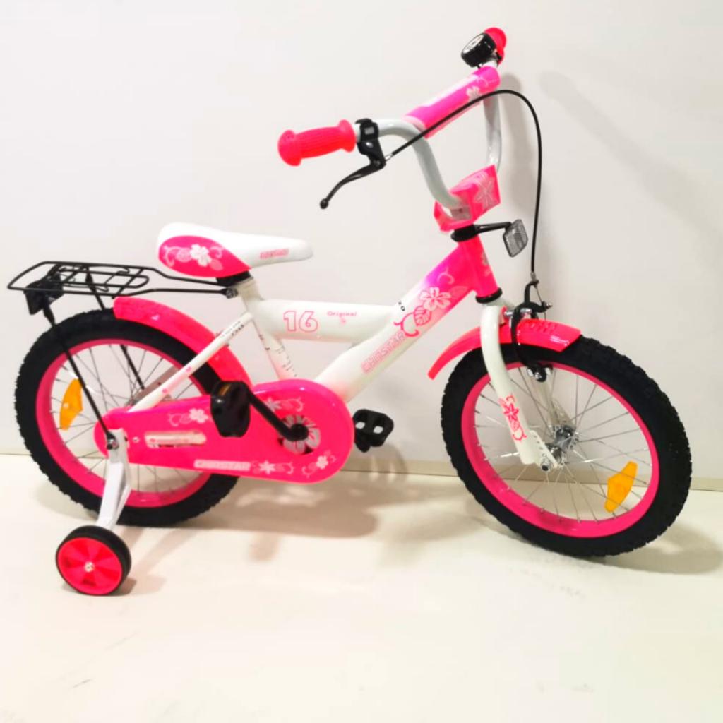 אופני ילדים BMX ורודות  של STAR