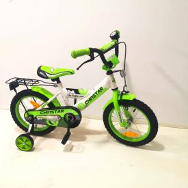 אופני ילדים BMX ירוקות של STAR