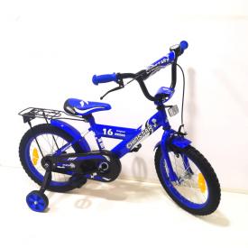 אופני ילדים BMX כחולות של STAR