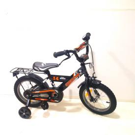 אופני ילדים BMX כתומות של STAR
