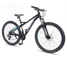 אופני הרים היילנד פרו שחור – אופני הילוכים מאלומיניום לנוער ובוגרים