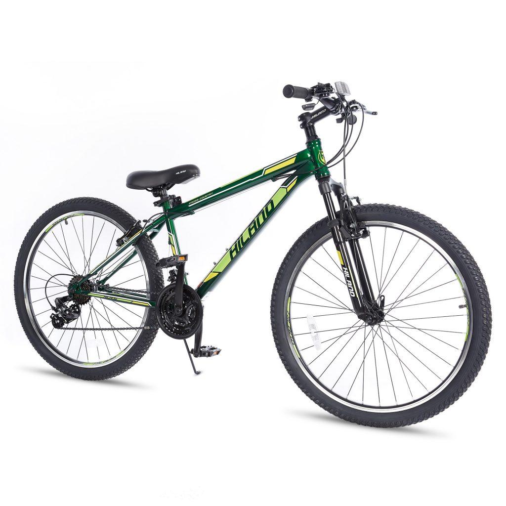 אופני הרים היילנד קרוס קאנטרי ירוקים – אופני הילוכים עירוניים לנוער