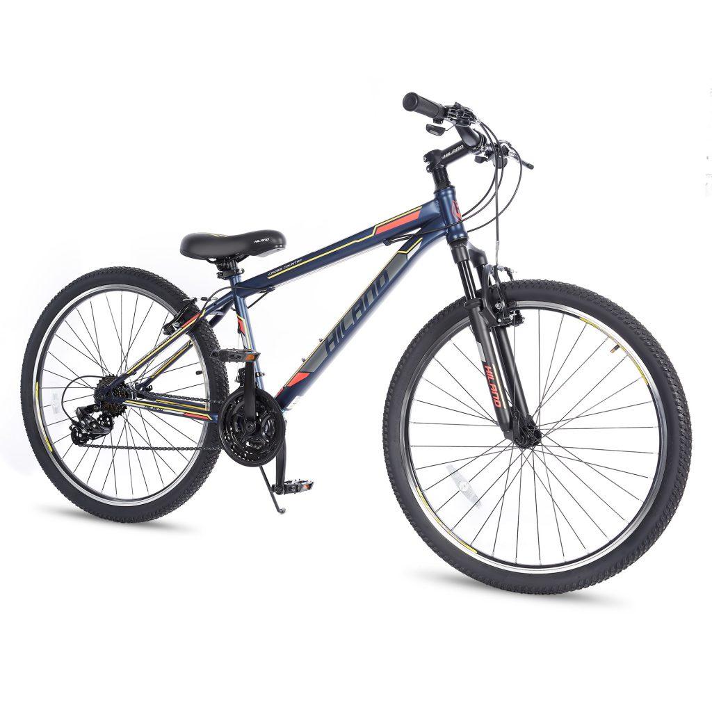 אופני הרים היילנד קרוס קאנטרי כחולים – אופני הילוכים עירוניים לנוער