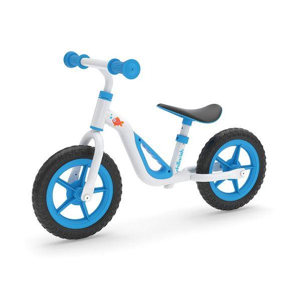 אופני איזון צ'רלי – כחול – Chillafish