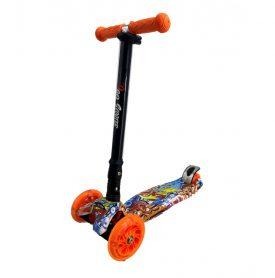 קורקינט 3 גלגלים גרפיטי – צעצועי מורן