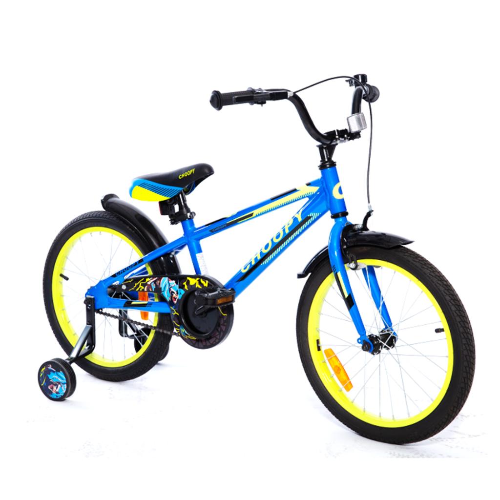 צ'ופי – אופני ילדים BMX אלומיניום – כחול
