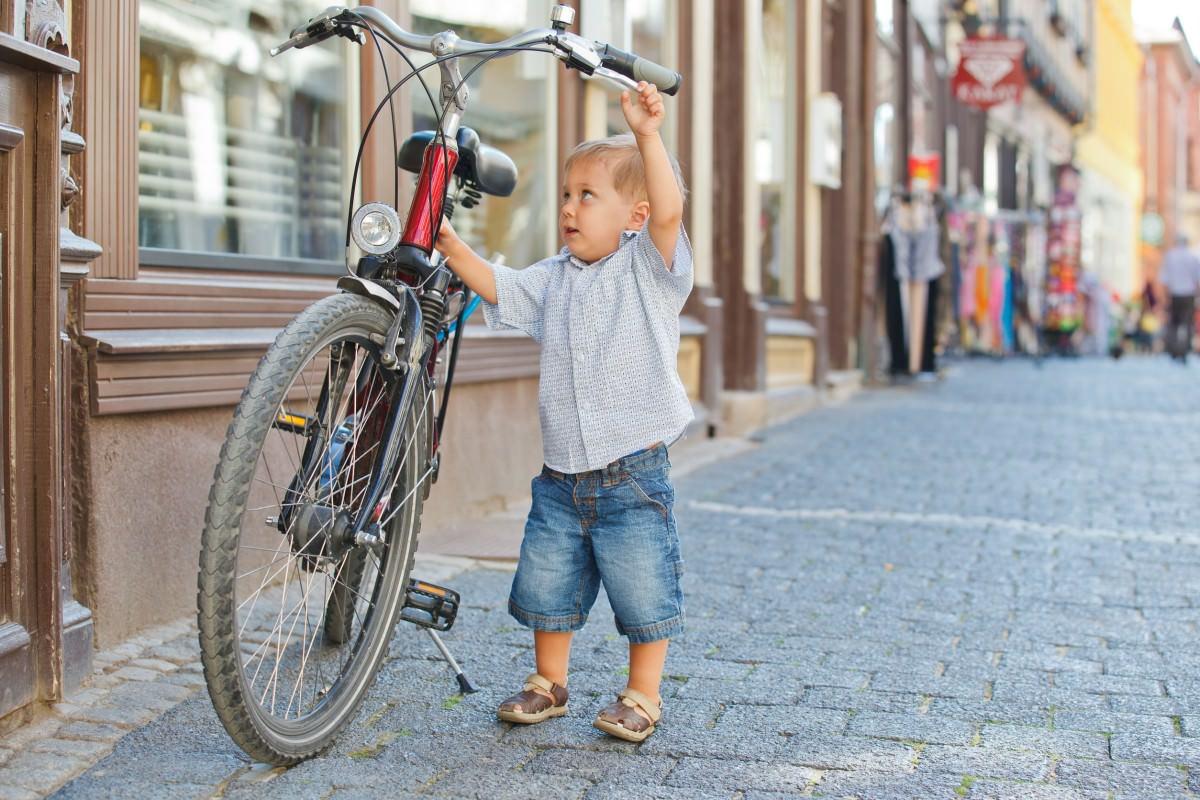 כיצד נבחר את מידת האופניים המתאימה ביותר לילדינו?